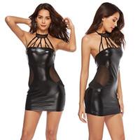 9b7f69ec6a Wholesale plus size leather mini dresses for sale - Large Size Party Dresses  for Women Sexy