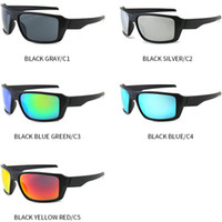 sonnenschutz sonnenbrille groihandel-2019 Marke Cost Coole Designer Sonnenbrillen für Männer und Frauen Driving Sonnenbrillen Brillen Sonnenschirme Reitglas 5 Farben