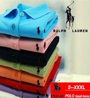nouveaux modèles de chemises pour hommes achat en gros de-2019 Nouveaux Polo Shirts Hommes Conception De Mode À Manches Courtes Chemise Mâle En Coton Respirant Slim Fit Hommes Tee Shirt Plus La Taille 4XL 5XL