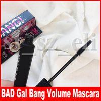 Wholesale natural black bang resale online - Eye Makeup mascara hour Bad Gal Bang volumising mascara hours full BLAST VOLUME types