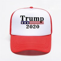 patrioten baseballmützen groihandel-New Fashion Trump Machen Sie Amerika wieder groß Hut Trump Cap Hut Republikaner Einstellbare Mesh Caps Politischer Patriot Hut Unisex Baseball Cap T193