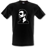 Wholesale george t shirt for sale - GEORGE MICHAEL Tribute Wham Retro s Heavy Cotton t shirt Sizes Small XXL