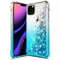Wholesale note quicksand case for sale – best For Samsung A10E A30 Note Pro S10 Plus Lite Water Glitter Quicksand Sparkling Phone Case