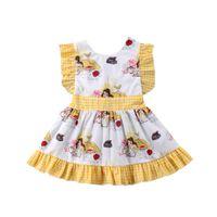 ingrosso abiti da damigella d'onore per ragazze corte-Abiti da damigella d'onore per matrimoni e per bambini