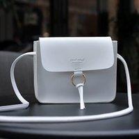 ingrosso borsa di colore bianco mini-Borse per borse da viaggio chunchao 2019 Borse a tracolla calde per le donne Borse a tracolla colorate per mini borse a tracolla per le ragazze