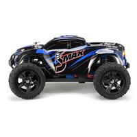 controles remotos venda por atacado-Remo 1631 1/16 2 .4g 4wd Escovado Fora-Caminhão Monster Truck Smax Rc Brinquedos de Controle Remoto Com Transmissor Rtr