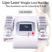 Wholesale laser cellulite reduction for sale - Group buy 2 Years warranty Lipolaser lipo laser machine cellulite reduction Weight Loss Lipo Laser Slimming Machine