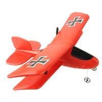 planador de motor rc venda por atacado-2.4G Controle Remoto Aeronaves EPP Material RC Planador Não Tripulado veículo aéreo Brinquedo