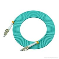 lc patch cord venda por atacado-30m LC-LC Multi-Modo OM3 10 GIGABIT Multimode Duplex Fibra Óptica Jumper Patch Cord