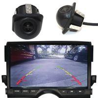 nachtsicht usb versteckte kamera großhandel-Fahrzeugkamera Auto Rückfahrkamera Rückfahrkamera 170 Grad Universal Auto Kamera Nachtsicht HD