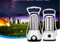 farol de mineiro recarregável venda por atacado-42 LED Portátil Holofotes Luz de Busca 3500 mAh Recarregável Mão Luz Poderoso Portátil Lanterna Lanterna Tocha para Camping Lampe
