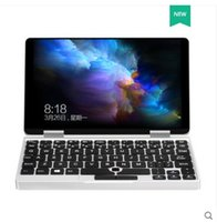 laptops quad core venda por atacado-Um Netbook Um Mix1S Yoga bolso portátil 7,0 '' Tablets com teclado do Windows 10,1 Intel Atom X5-Z8350 Quad Core 8 GB + 128GB Notebook