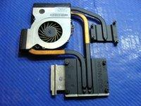 dv6 intel großhandel-641477-001 Kühler für HP Pavilion DV6-6000 DV6 Laptop Kühlkörper mit Lüfter Kühler