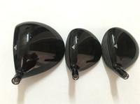 grafit şaft milleri toptan satış-T2 S2 Golf Kulüpleri T2 Ahşap Set S2 Golf Woods Sürücü + Fairway Woods KUROKAGE 55 Kafa Kapaklı Grafit Mil