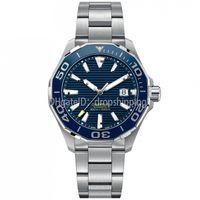 relógio super luminoso venda por atacado-Mens luxo relógio automático relógio mecânico estilo clássico cinta de aço inoxidável superior qualidade superior 5 ATM à prova d 'água super luminosa