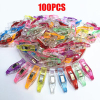 Wholesale crochet pins resale online - 50 Pack Household Positioning For Crafts Quilting Sewing Knitting Crochet Great Alternative To Pins And Do No Damage