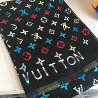 dickes kaschmirgarn großhandel-Qualitativ hochwertige Winter dicke Kaschmirschal Farbe garngefärbte Schal Herren und Damen warme Wollschal