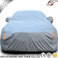 cubierta de coche resistente al agua al por mayor-D3 Cubiertas de automóviles, Universal Full Car Cover Resistente al agua, a prueba de polvo UV, espesar con algodón