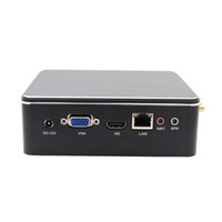 Wholesale Windows Mini PC Computer Intel Core i7 U K Support HDMI VGA WiFi DDR4 RAM Energy saving Minipc NUC