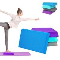 Wholesale physio yoga for sale - Group buy Trapezoidal Pad Gym Yoga Wobble Board Pilates Physio Stability Training Mat