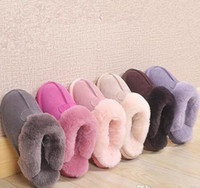 design botas sapatos mulheres venda por atacado-2019 venda Quente design Clássico 51250 chinelos Quentes botas de neve de cabra botas Martin mulheres curtas botas manter sapatos quentes DORP transporte