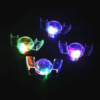 Wholesale led flashing mouth guards for sale - Group buy Glow Tooth Funny Led Light Kids Children Light Up Toys Flashing Flash Brace Mouth Guard Piece Glow Party Supplies eKTUS