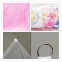 Wholesale princess kids beds resale online - 2019 Baby Bedding Crib Netting Princess Baby Mosquito Net Bed Kids Canopy Bedcover Curtain Bedding Dome Tent Elegant Lace Canopy