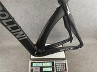 carbono prata mate venda por atacado-Decalques de prata 3 K Matte M Cipollini RB1K O ANTIGUITO RB1000 T1100 bicicleta de estrada de fibra de carbono conjunto de quadros de bicicleta