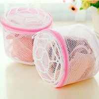 Wholesale wash lingerie for sale - Group buy Delicate Convenient Bra Lingerie Wash Laundry Bags Home Using Clothes Washing Net Jun5 Hot