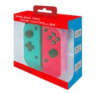 joysticks de nintendo al por mayor-Controlador inalámbrico de Bluetooth Pro Gamepad para Nintendo Switch Console Switch Gamepads Controller Joystick para Nintendo Game