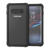 Wholesale drop proof phone online – custom TPU PC Designer Phone Case for Samsung S10 Airbag Drop Proof Protective Case for S10 DHL Free