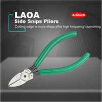 Wholesale electrical wire cutters for sale - Group buy LAOA Cr V Plastic Pliers Side Snips Nippers Jewelry Electrical Wire Cable Cutters Cutting Electrictrician tool