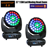 увеличение сенсорного экрана оптовых-Freeshipping 2 Pack новый Bee Eyes Zoom RGBW Led Moving Head Zoom Light Touch LED Screen Display Zoom 4-60 градусов регулировка 110 в-220 В