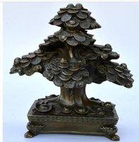 ingrosso ornamento albero denaro-NOVITÀ + Gli ornamenti per alberi di denaro in rame