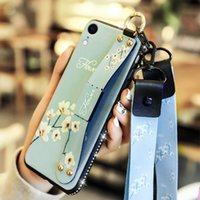 iphone shell drill оптовых-Применимо для Apple Xs Max XR Mobile Shell Stick Drill Strap Stand Set 6 7 8 Plus
