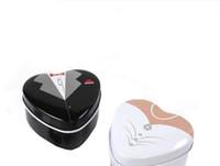 ящики с сердечками в форме сердца оптовых-Платье и Tuexdo пользу коробки олова металла формы сердца коробки свадебные сувениры поставки помолвки сервировка здоро