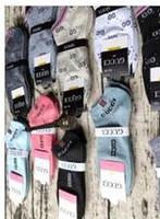 pantalones cortos de jogging masculino al por mayor-Italia marca de lujo corriendo s Calcetines cortos de los hombres Transpirable de corte bajo Invisible Barco calcetines Zapatillas Cómodo tobillo Hombres / Calcetines masculinos