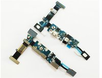 Wholesale micro flex cable for sale - Group buy Micro USB Charging Port Dock Connector Flex Cable Audio Jack For Samsung Galaxy Note N920A N920P N920V N9200 N920T N9208