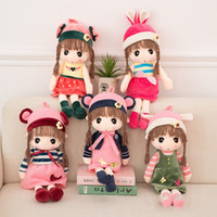 Wholesale gifts for girls for sale - Phyl Princess Stuffed Doll Wedding Soft Plush Toy Multi Styles Birthday Gift For Children Girls Childrens Day cm cm zz2 D1
