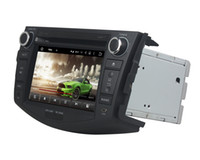 Wholesale toyota rav4 car player dvd gps for sale - Group buy IPS Octa Core din quot Android Car DVD Player for Toyota RAV4 RAV Radio GPS Bluetooth WIFI USB Mirror link GB RAM GB ROM