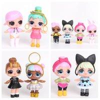 doğum günü hediyesi tablosu toptan satış-Yeni karikatür 9 CM sevimli bebek modeli, karikatür bebek ev dekorasyon masa için, çocuk oyuncakları çocuk doğum günü hediyeleri T2G5023