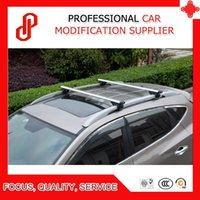 Wholesale antara cars resale online - High quality Pair load goods Alumiunium alloy car roof cross bar for X Trail Livina CX Koleos Antara