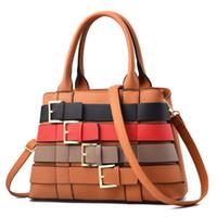 Wholesale Vintage PU Tassel Women Shoulder Bag Causal Totes for Women New Girl Messenger Bags