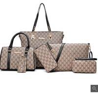 ingrosso borsa intrecciata-Borsa delle donne di moda 2019 semplice treccia obliqua borsa madre borsa a tracolla multi-purpose borsa a tracolla multi-purpose