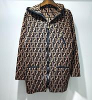 ingrosso cappotti americani per le donne-Cardigan in maglia lavorato a maglia manica lunga manica lunga f