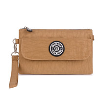 Wholesale cell phone wristlet purse for sale - Group buy Women Messenger Bags Waterproof Nylon Day Clutch Purse Casual Small Shoulder Bag For Girl Female Tote Handbags Wristlet Bolsa