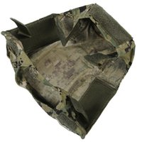 ingrosso copertura tattica di casco airsoft-NUOVO LISTINGEmerson Tactical Army Casco Cover Digitale Woodland per MICH TC-2001 ACH fast Helmet rail arisoft