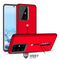 Wholesale plastic rubber phone holders for sale – best Kickstand Phone Case Hybrid Armor Stand Cover with Rubber Ring Holder Cases for Samsung S20 NOTE S10E M10 iPhone Pro noey
