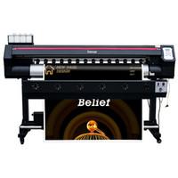 carteles de vinilo adhesivo al por mayor-Impresora fotográfica grande Rollo a rollo Impresora autoadhesiva de vinilo Impresora de precio de fábrica Máquina de impresión Eco solvente
