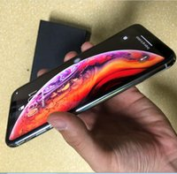 ingrosso migliori munizioni-Nuova versione migliore Goophone Xs Max riconoscimento facciale Ricarica wireless 4g lte smartphone Real 2G Ram 32G Rom Mostra 256Gb Octa Core